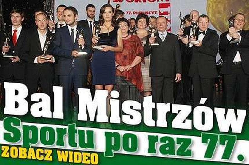 FILM. Bal Mistrzów Sportu po raz 77.