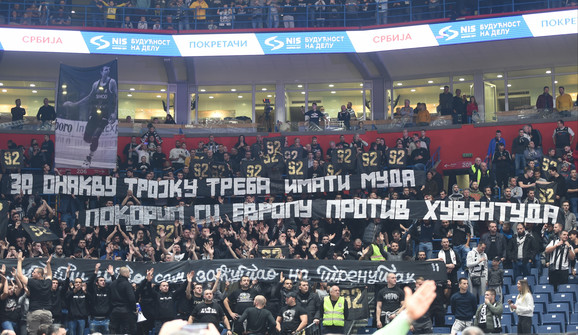 KK Partizan, KK Virtus