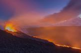 Erupcija vulkana Piton de la Furnez