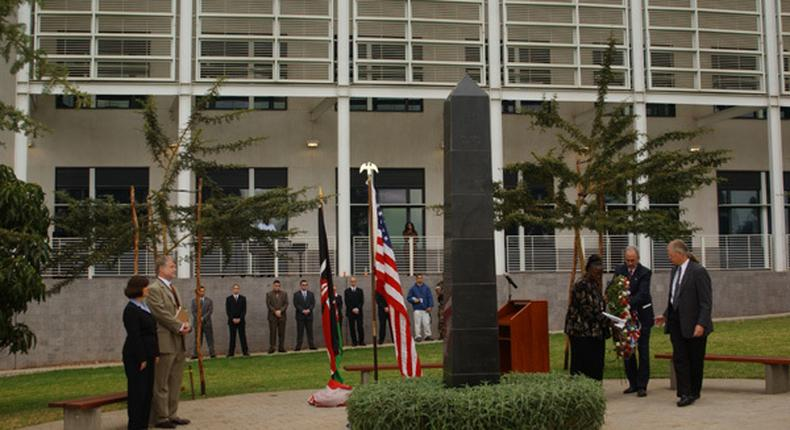 United States (US) embassy in Nairobi cancels all appointments scheduled for March 2, 2020 due to power outage
