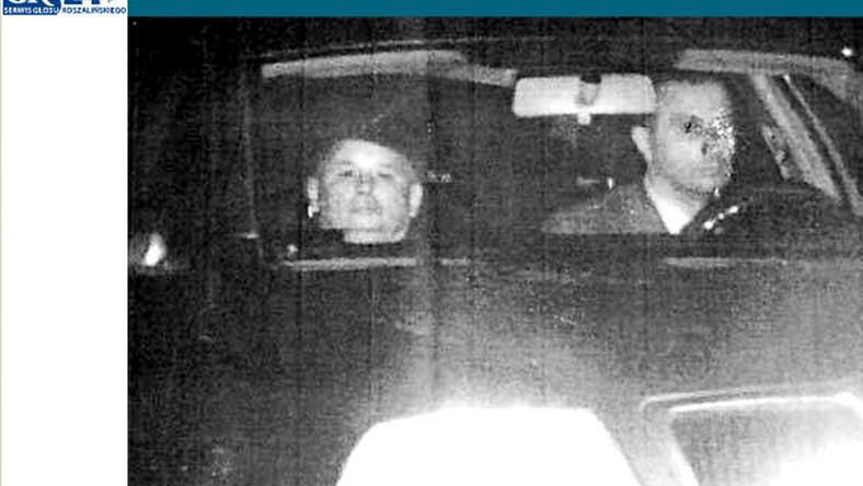 Jarosław Kaczyński złapany na fotoradar