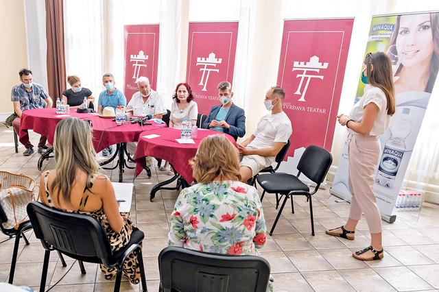 """Festival će 4. septembra biti otvoren ovdašnjom premijernom predstave """"Upotreba čoveka"""""""
