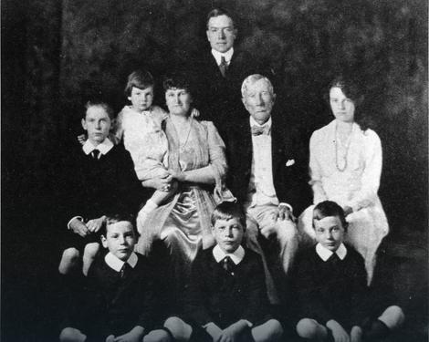 Porodica Rokfeler