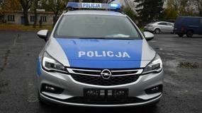 Policja przesiada się w Astry