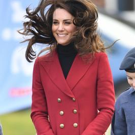 Dawno nie widzieliście księżnej Kate w takim stroju! Spójrzcie na jej sylwetkę