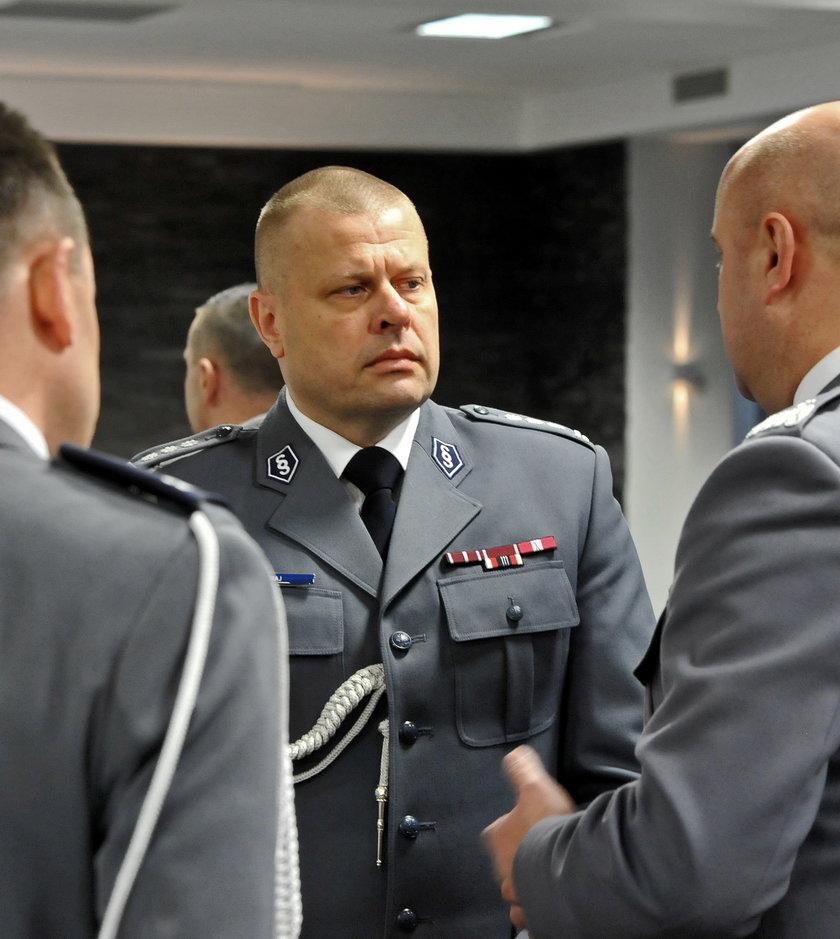 Inspektor Zbigniew Maj