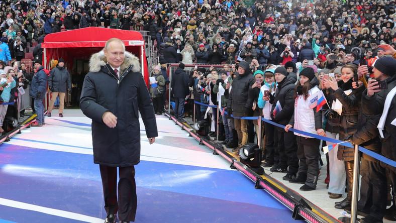 Kampania Wladimira Putina