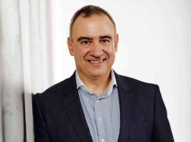 Nikos Kalaitzidakis, prezes zarządu i dyrektor generalny Coca-Cola HBC Polska