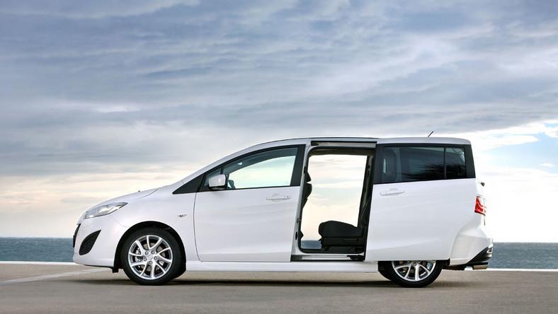 Inżynierowie Mazdy budują nowy samochód