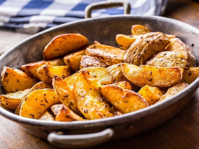 Evo trika za najbolji pečeni krompir