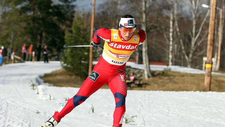 Norweżka na mecie była siódma