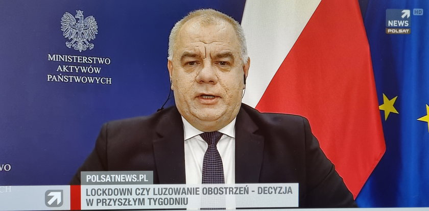 Sasin o sporze w Porozumieniu: Jarosław Kaczyński nie wzniecał konfliktu