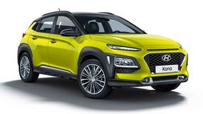 Hyundai Kona zaskakuje na każdym kroku
