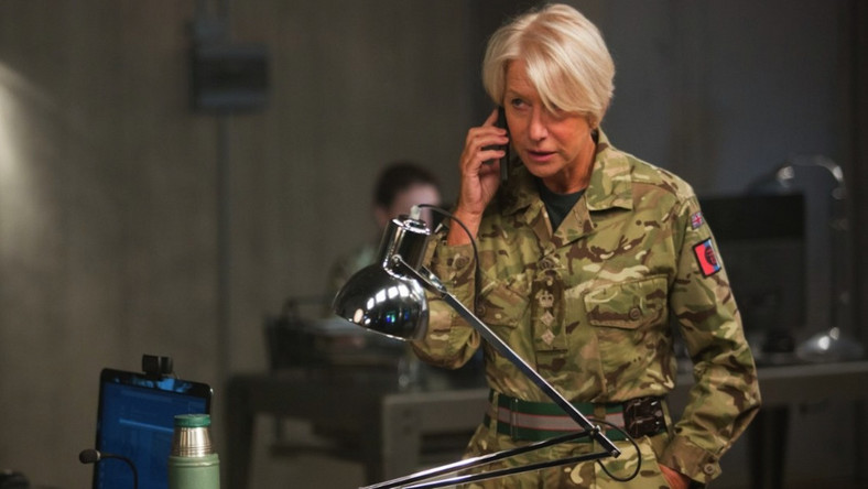 "Helen Mirren w dramacie ""Eye in the Sky"""