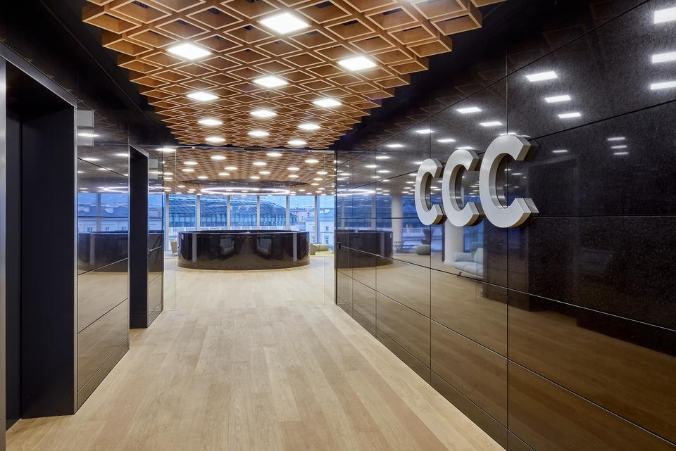 Warszawskie biuro CCC