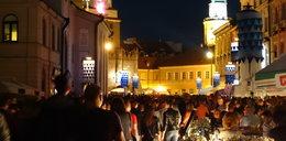 Na tę noc mieszkańcy Lublina czekają cały rok