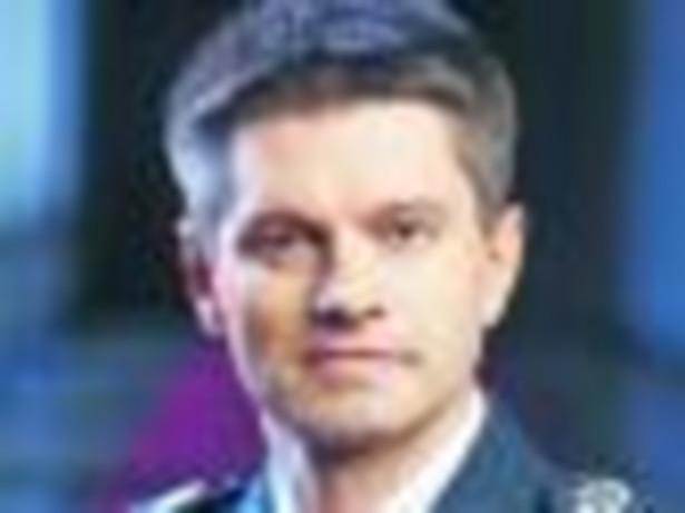 Jacek Kapica, wiceminister finansów, szef Służby Celnej Fot. MATERIAŁY PRASOWE