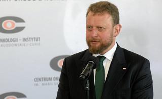 Szumowski zachwala podatek cukrowy. 'Działamy zgodne z zaleceniami WHO'