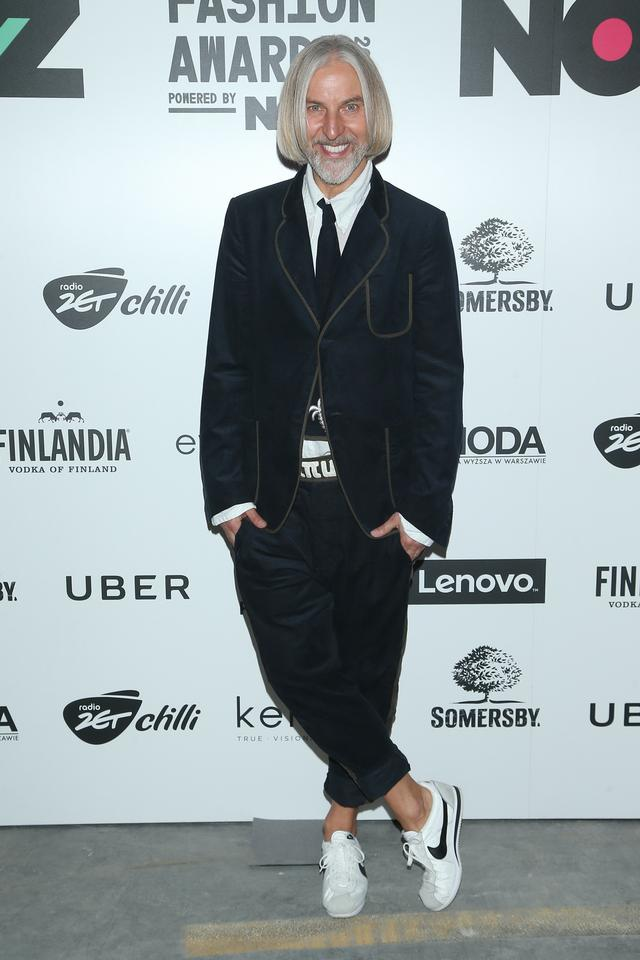 Finał Fresh Fashion Awards: Robert Kupisz