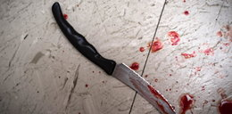 Janów Podlaski: Ugodziła brata nożem