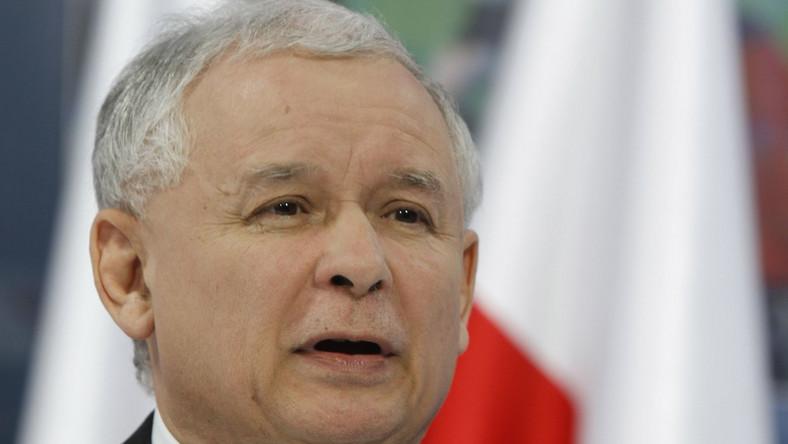 W otoczeniu Kaczyńskiego dziala kret?