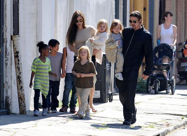 Porodica Džoli Pit