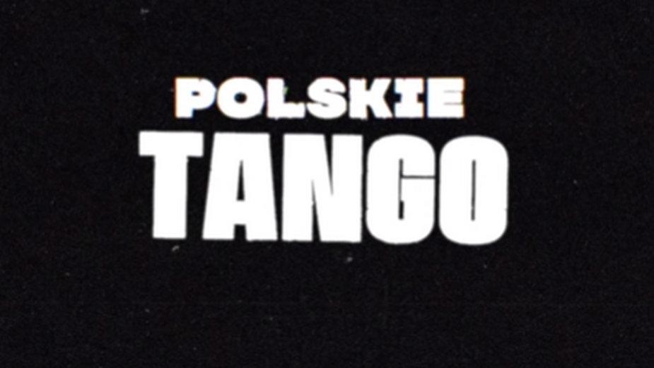 """Kadr z teledysku do """"Polskiego tanga"""""""
