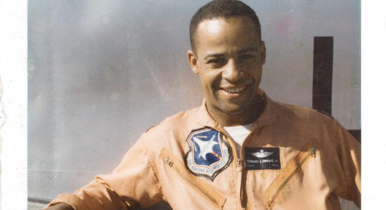 Ed Dwight was set to be the first black astronaut, here's why that never happened