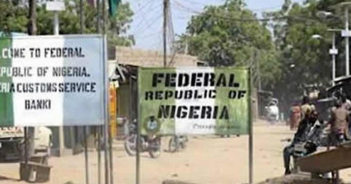 Borders closure will end menace of turning Nigeria to dumping ground - Lawmaker - Pulse Nigeria