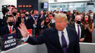 Trump długo poczeka na dostęp do Facebooka. Firma zablokowała go na dwa lata