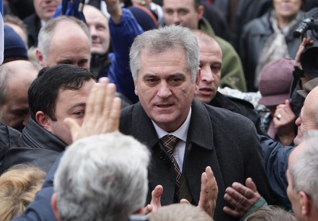 Tomislav Nikolić, bivši predsednik Srbije