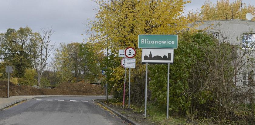 Droga Blizanowice-Trestno wreszcie została otwarta
