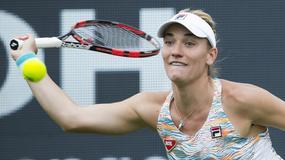 WTA w Toronto: Babos kolejną rywalką Radwańskiej