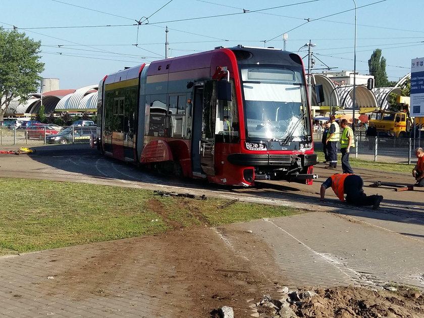 Uciekający tramwaj