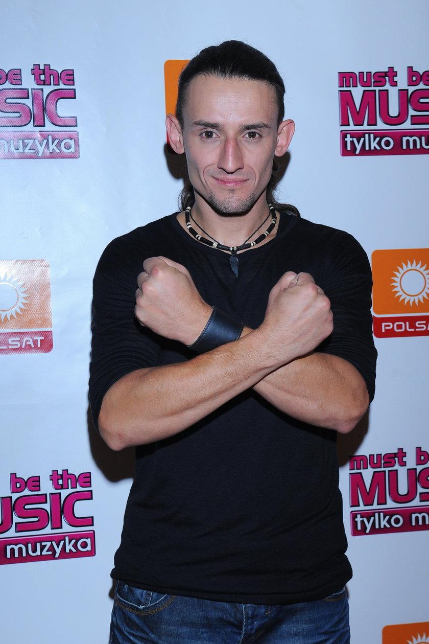 Tomasz Kowalski w październiku 2012 roku