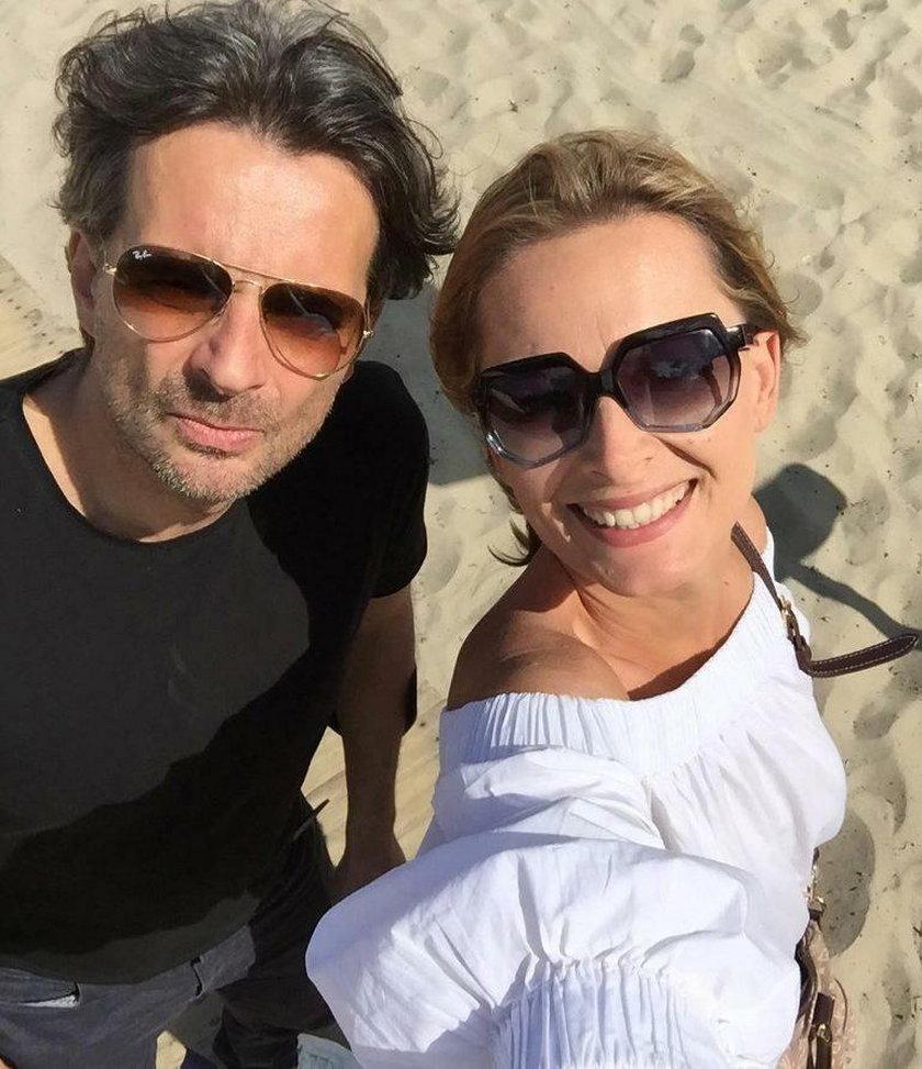 Odeta Moro i Konrad Komornicki
