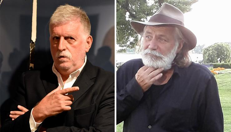 Peca Popović, Šerbedžija, kombo
