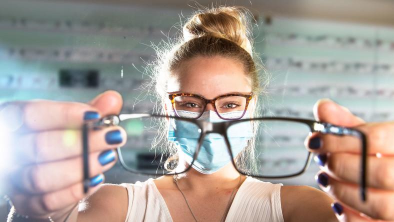 Okulary u optyka