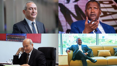 Billionaires' Club: Top 20 richest people in Africa