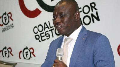 Bawumia losing relevance in Ghana's politics – Issac Adongo