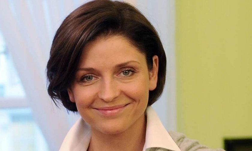 Minister Joanna Mucha