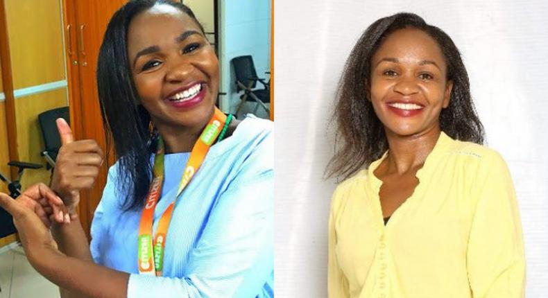 Citizen TV's Purity Mwambia