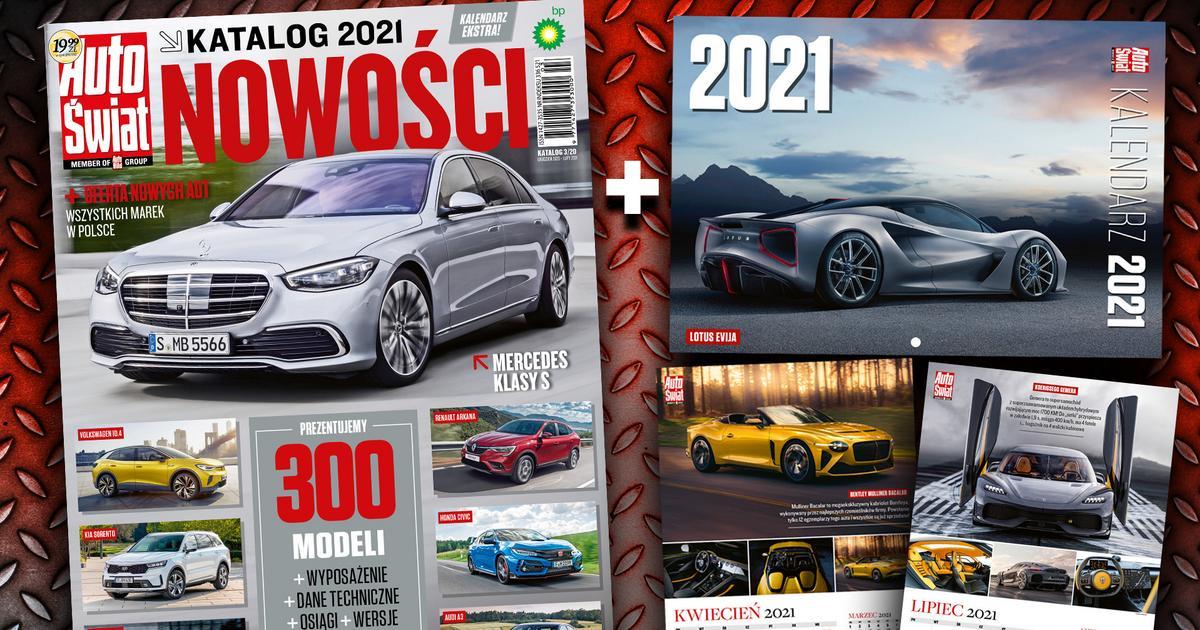 auto świat katalog używane 2021 pdf chomikuj