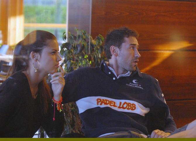 Adrijana Lima i Marko Jarić 2010. u Madridu