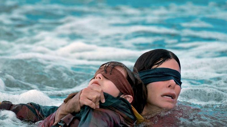 People Can T Stop Talking About The Netflix Horror Movie Bird Box