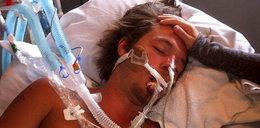 Pokazali zdjęcie konającego syna. Żeby uratować życie innym!
