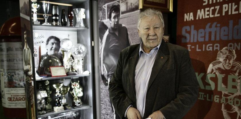 Były trener piłkarskiej reprezentacji Wojciech Łazarek o polskich dziennikarzach: Wytrąbili whisky od Fergusona