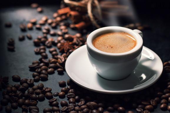 Cena kafe se nije značajno promenila