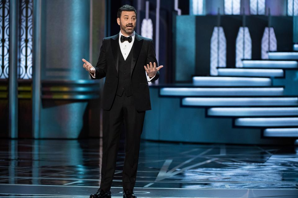 Jimmy Kimmel (2017, 2018)
