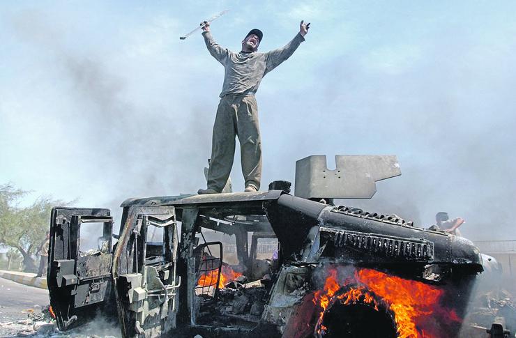 Irak pulicerova nagrada